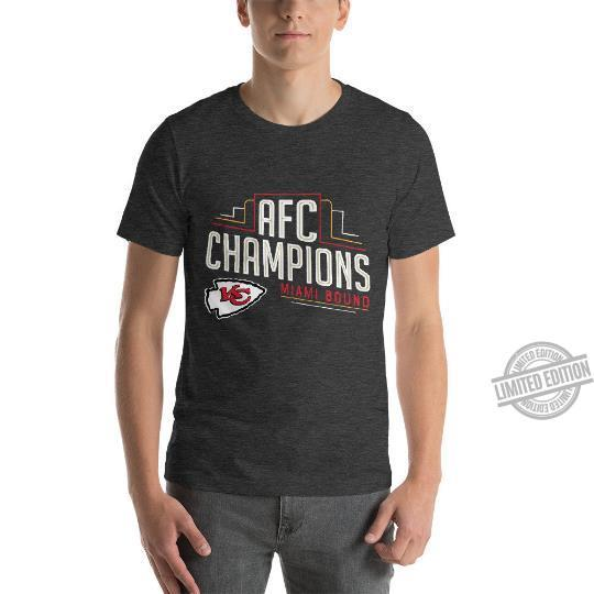 AFC Champions Miami Bound Shirt