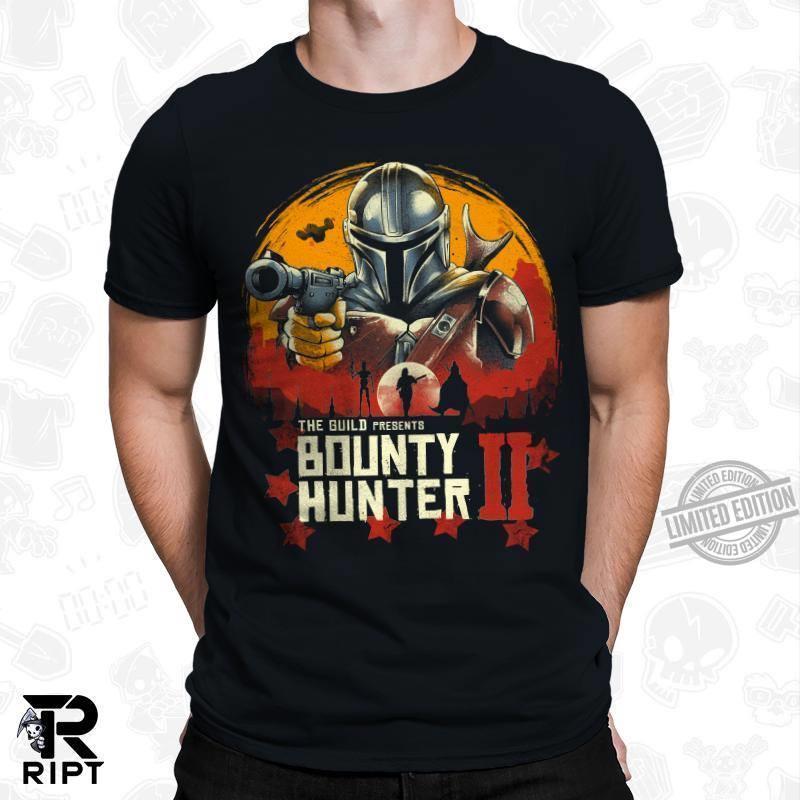 The Build Presents Bounty Hunter Shirt