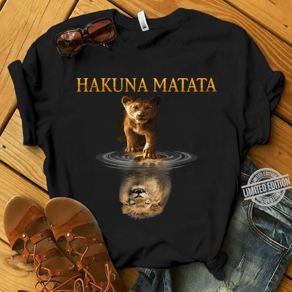 The Lion King Hakuna Matata Shirt