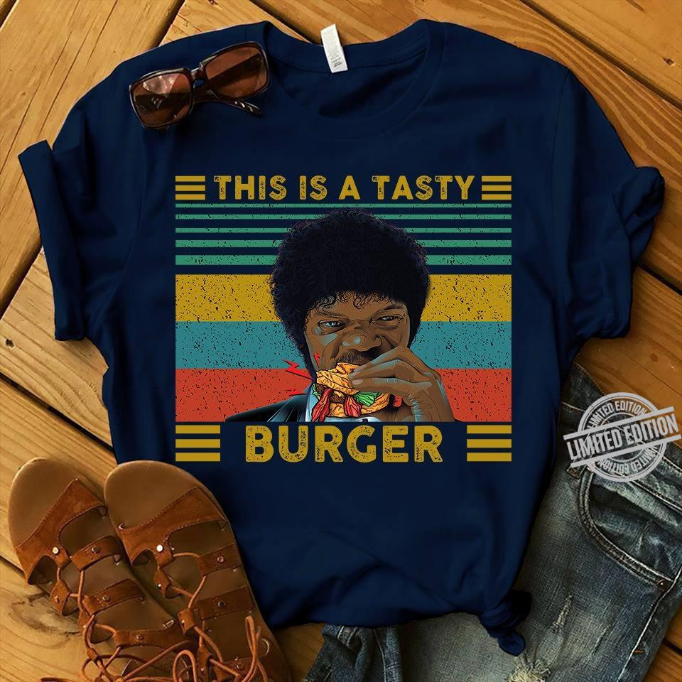 This Is A Tasty Burger Shirt
