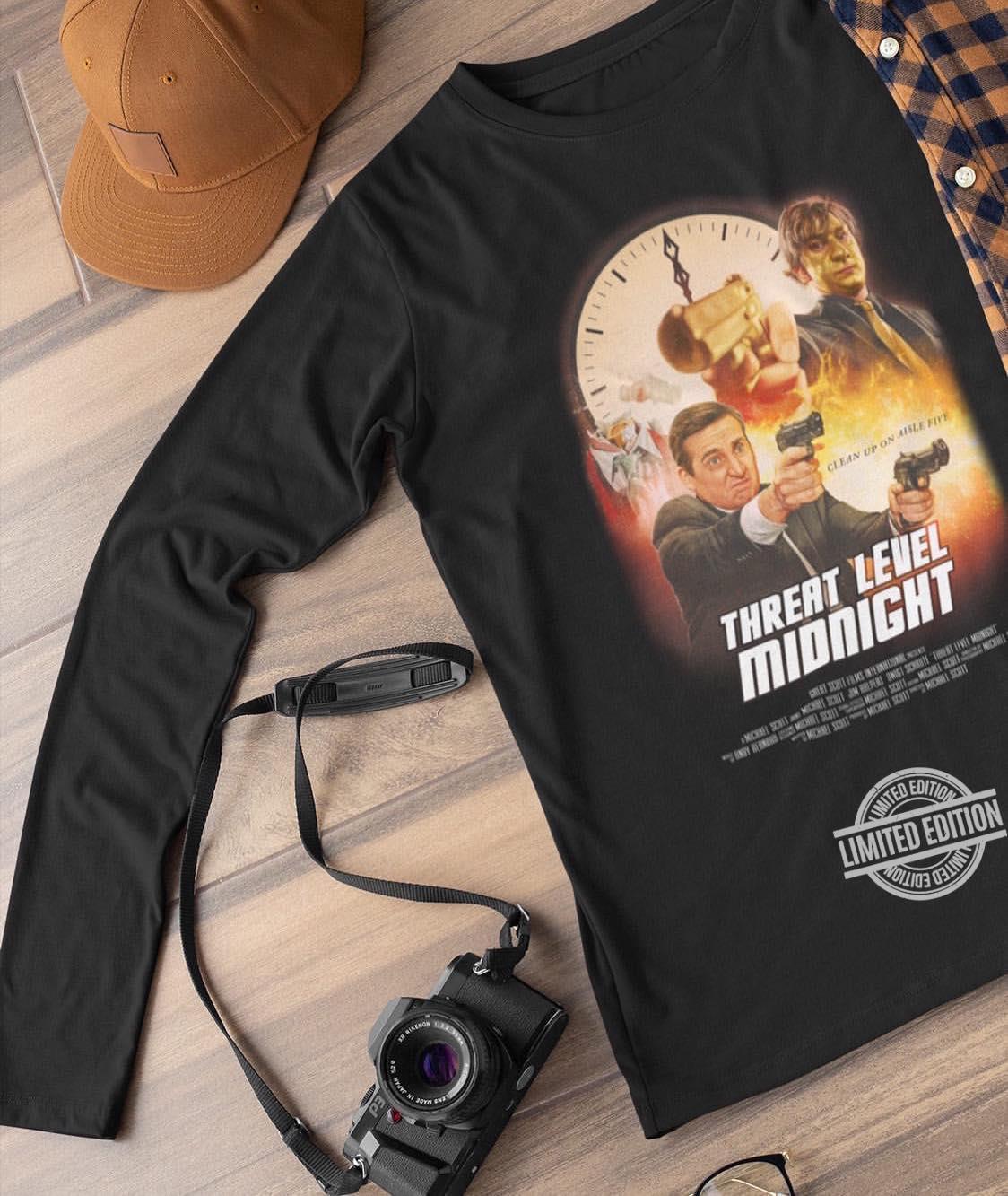 Threat Level Midnight Shirt