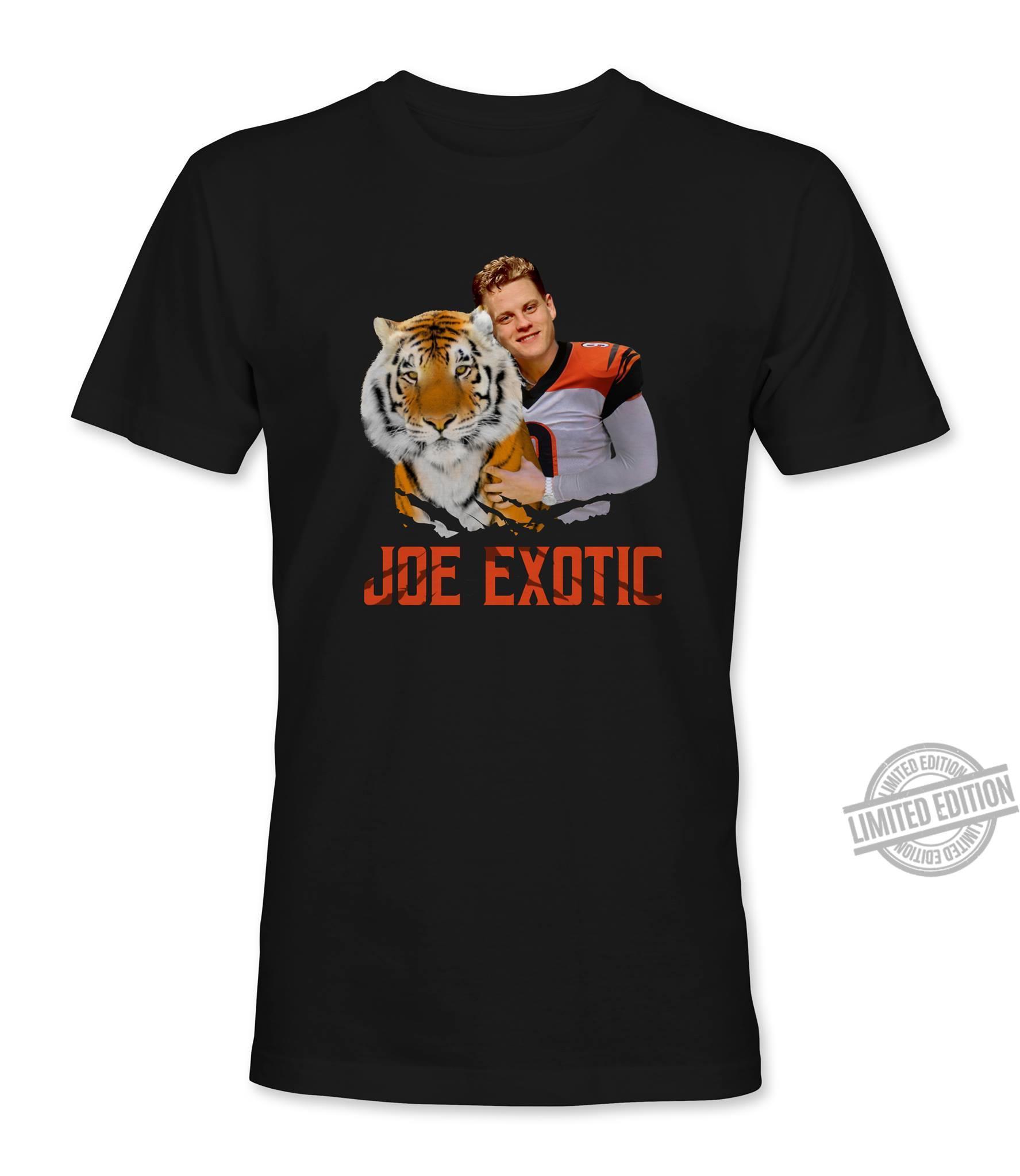 Tiger And Joe Exotic Shirt