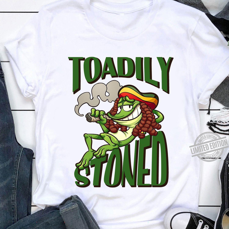 Toadily Stoned Shirt