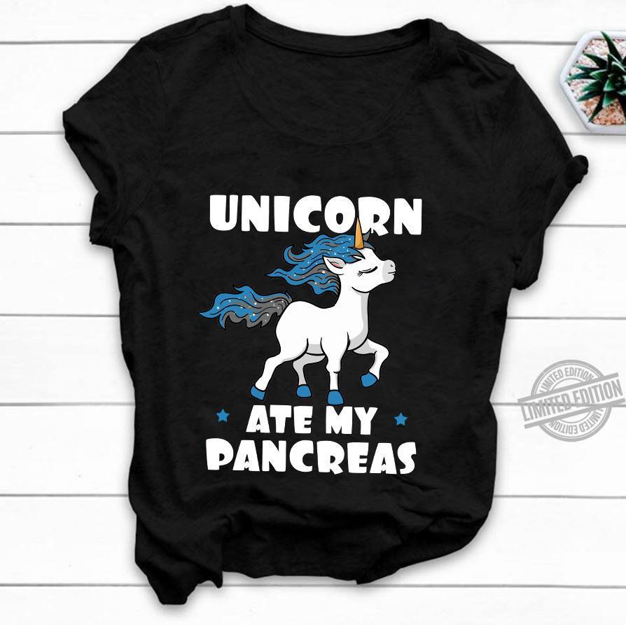 Unicorn Ate My Pancreas Shirt