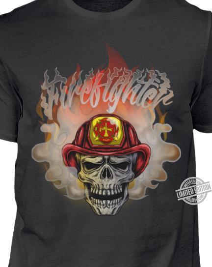 Unique Firefighter Men Shirt
