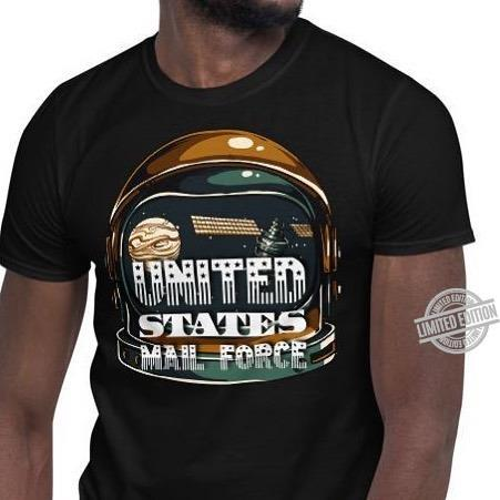United States Mail Force Shirt