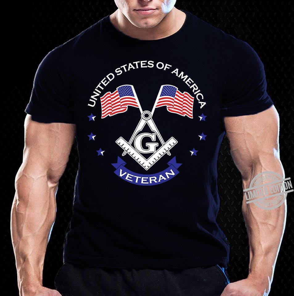 United States Of America Veteran Shirt