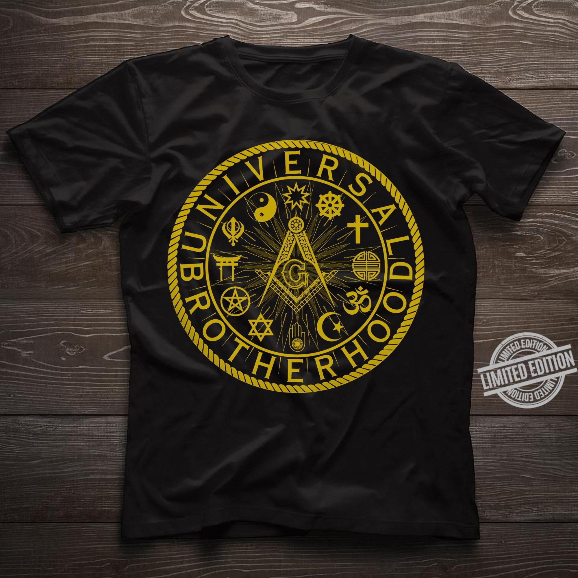 Universal Brotherhood Shirt